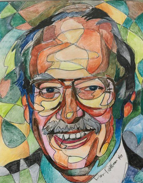 Dan Robbins paint by numbers inventor