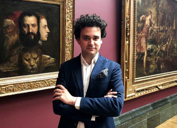 Julien Domercq Dallas Museum of Art Curator