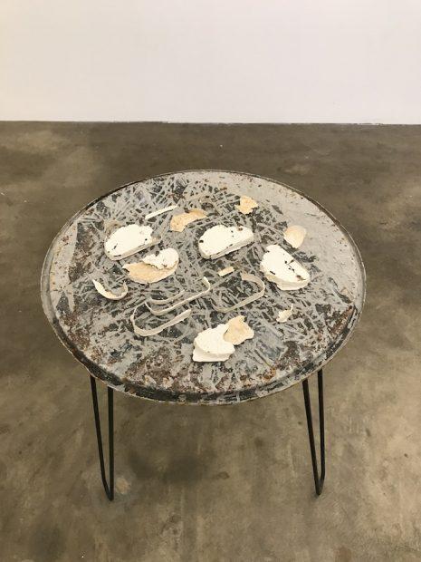 Work by Kristen Cochran at Ex Ovo, Dallas.
