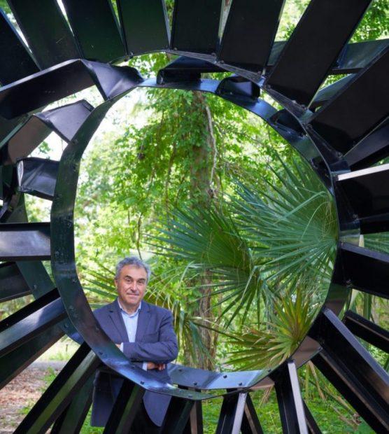 Louis Grachos of The Contemporary Austin art museum