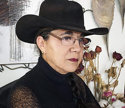 Lubbock artist Tina Fuentes
