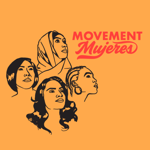 Movement Mujeres women of color artist residency