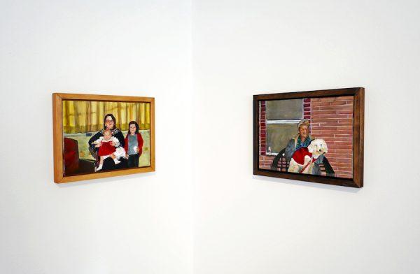 Paintings by Ana Fernandez