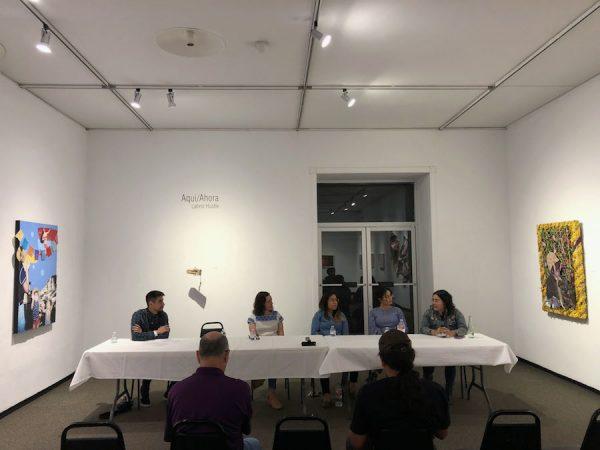 Raul Rodriguez, Sara Cardona, Fabiola Valenzuela, Melissa Gamez-Herrera, and Jessika Guillen