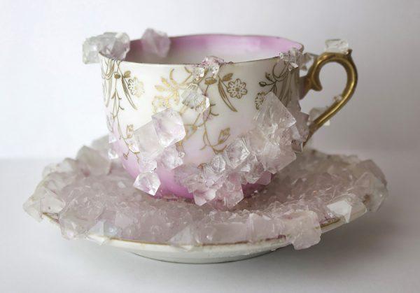 Erin Stafford, Rose Quartz Teacup