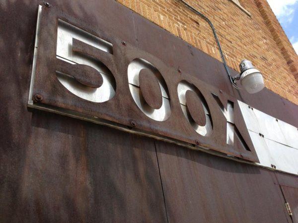 Dallas Texas 500x Art Gallery in Deep Ellum