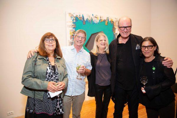 Carter Ernst, Paul Kittelson, Ann Stautberg, Frank X Tolbert, Rachel Hecker