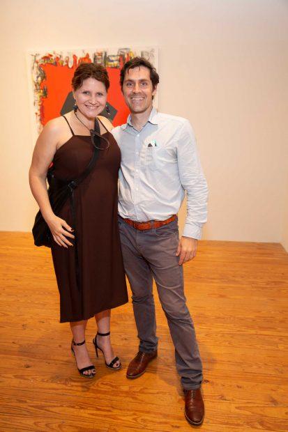 Claudia Solis and Matthew Wettergreen