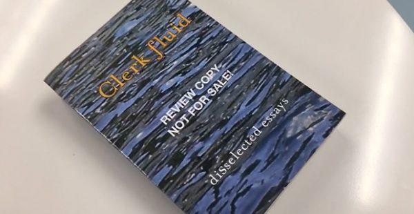 Clerk Fluid Mark Flood book of writings