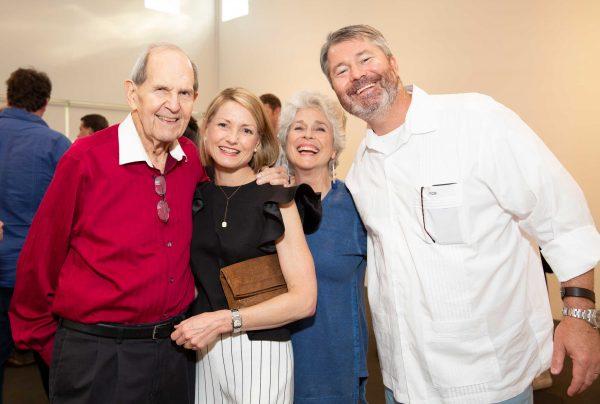 Clint Willour, Bridget Wade, Betty Moody, Patrick Wade