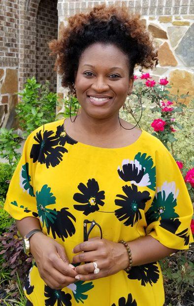 FotoFest employee April M. Frazier.