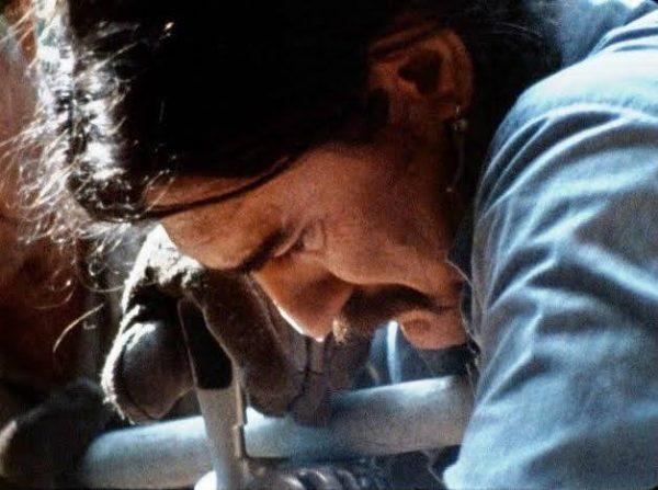 Jackelope film featuring James Surls