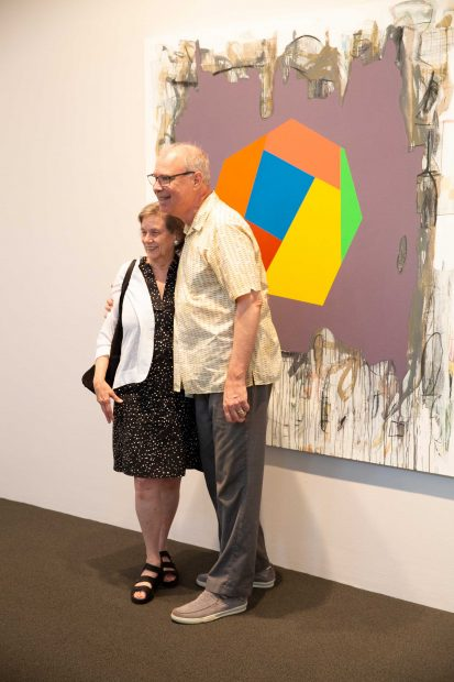 Jay Wehnert and Victoria Harrison