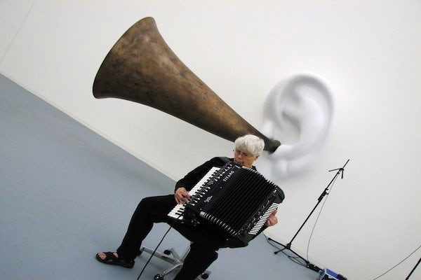 Pauline Oliveros composer events in Houston Texas
