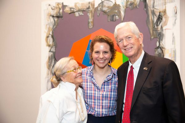 Sally Reynolds, Rainey Knudson, Norman Reynolds