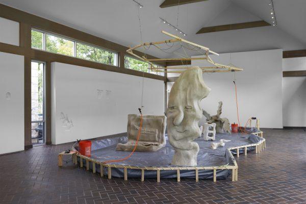 Shanie Tomassini Umlauf Prize art show in Austin Texas