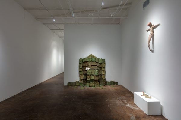 Works by Celia Eberle at Cris Worley Fine Arts in Dallas