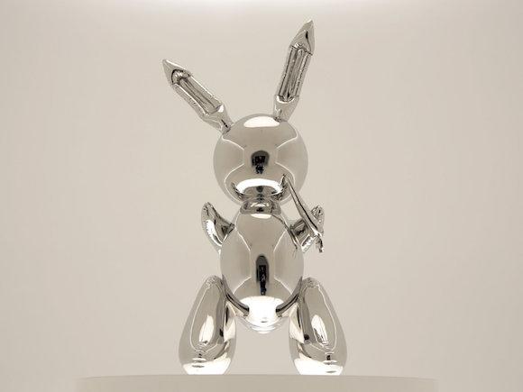 Jeff Koons, Rabbit (1986)
