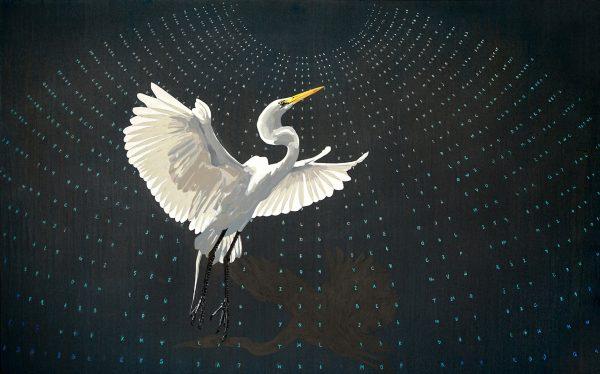 artwork by houston artist Michael Golden