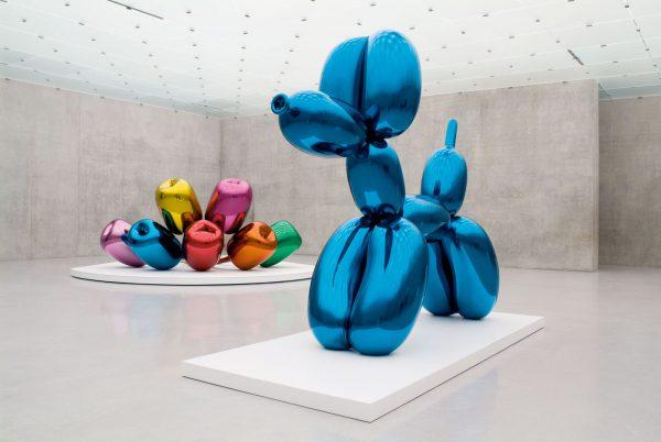 jeff-koons balloon sculptures