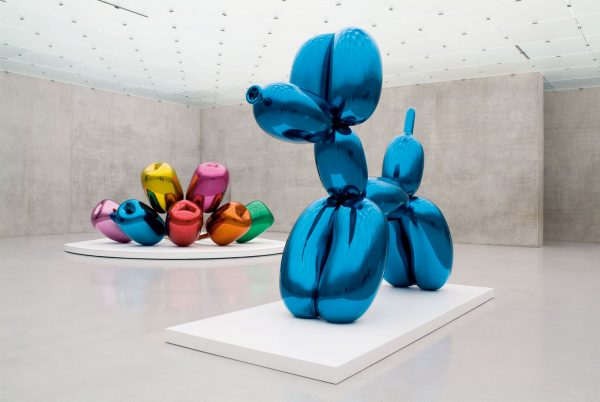 jeff-koons balloon sculptures