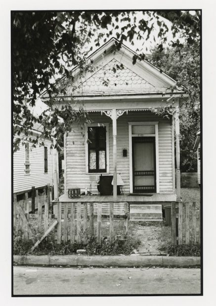 Elbert Howze, from the exhibition Motherward, 1985, courtesy of Houston Center for Photography