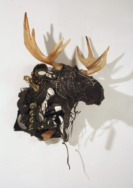 Ken Little, Black Jacket Moose, 2007