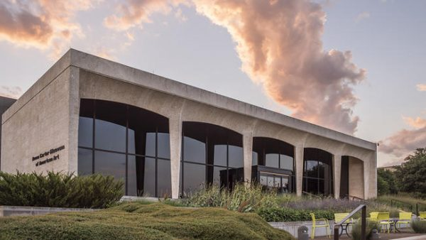 Amon Carter Museum of American Art in Fort Worth Texas