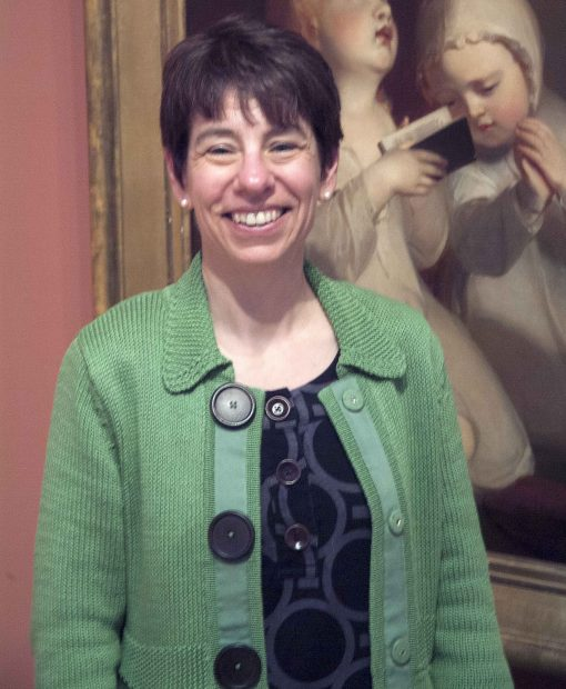 Ann Fortescue IMAS director