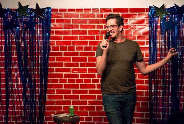 Artist Talk a Comedy Show at Art League Houston