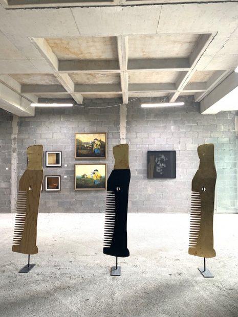 an art space in Monterrey