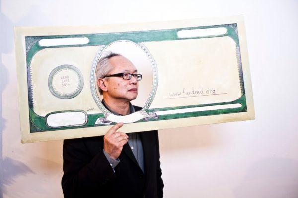 Mel Chin Fundred Dollar bill project