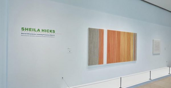Sheila Hicks: Secret Structures, Looming Presence