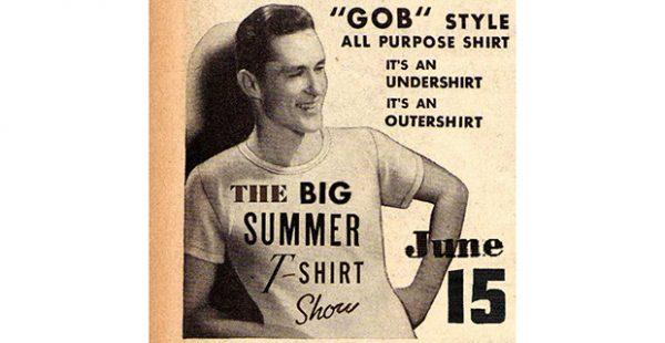 The Big Summer T-Shirt Show