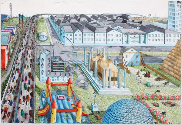 Daniel Heimbinder, We Love Here