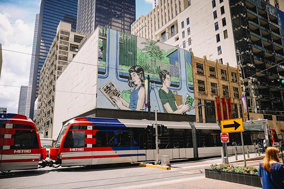 Sarah-Welch-Commute-For-Art-Blocks-Downtown-Houston