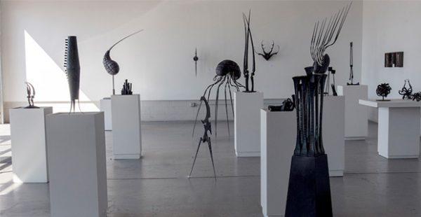 Casual Density lubbock texas art show