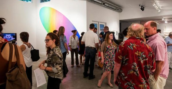 Crit Group 2019 at The Contemporary Austin July 27 2019
