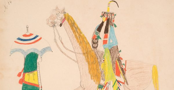 McNay museum We're Still Here- Native American Artists, Then and Now