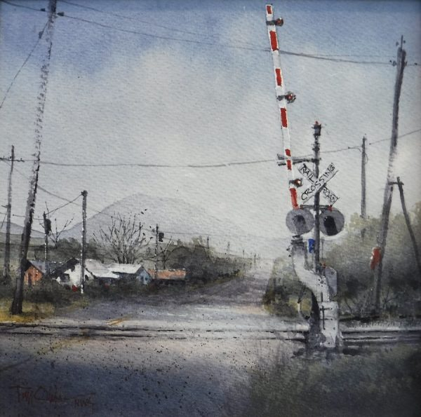 Tim Oliver, Kent, TX Crossing