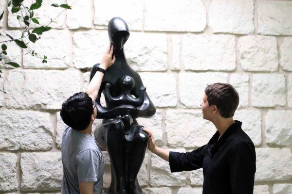 Umlauf Museum Introduces Touch Tours