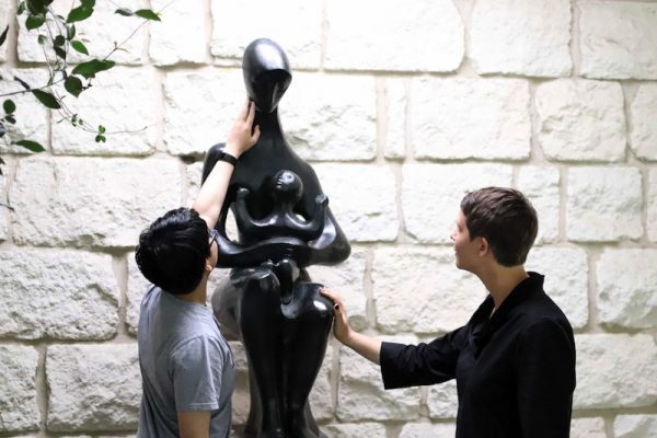 Umlauf Museum Introduces Touch Tours
