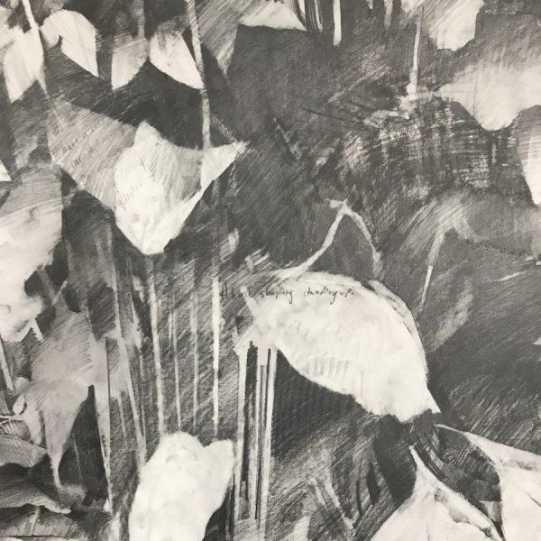 Detail: work by Rachel Wolfson Smith