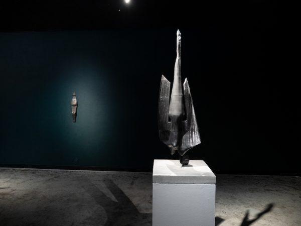 "Shana Hoehn, ""Hauntings,"" 2019, installation view"