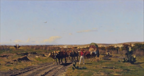 Thomas Allen, Toilers On the Plains