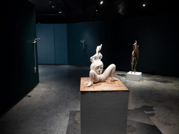 "Shana Hoehn, ""Hauntings,"" installation view"