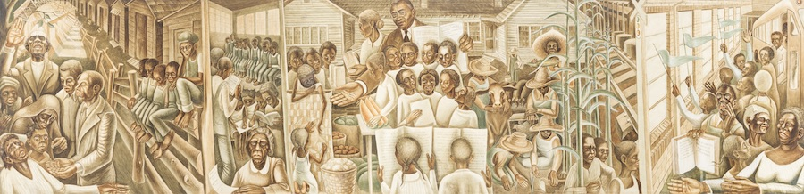 John Biggers, History of Negro Education in Morris County