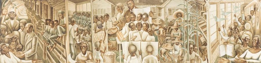 John Biggers, History of Negro Education in Morris County