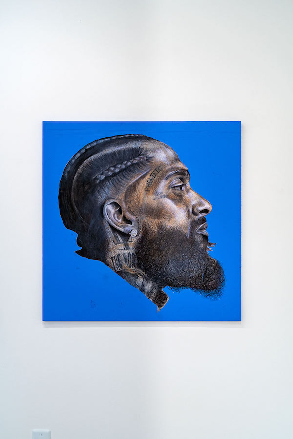 Adrian Armstrong, NipseyHussle,2019