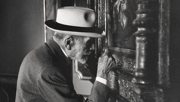 Art Historian Bernard Berenson